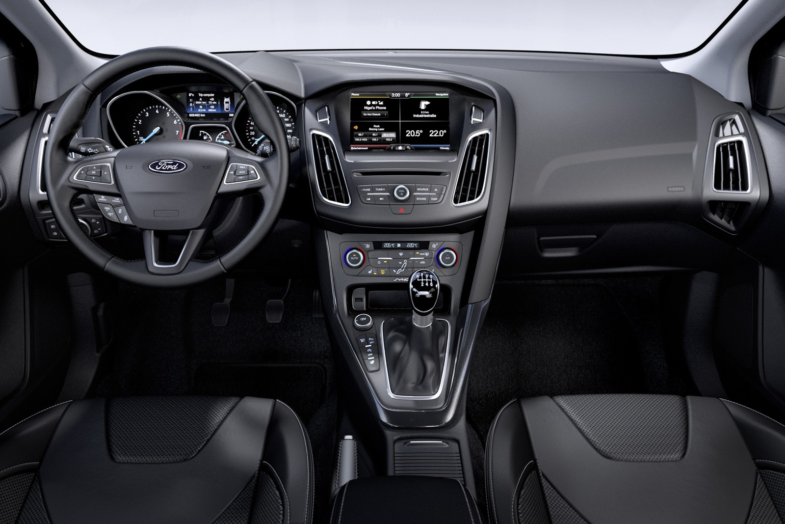 adorable-desig-of-the-black-dash-ideas-with-black-seats-as-the-ford-focus-facelift-2015-interior-ideas