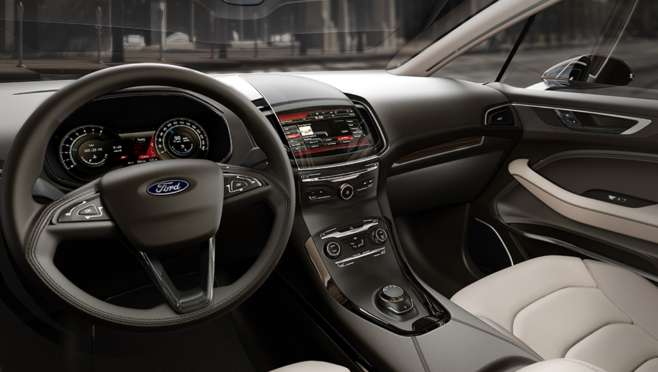 adorable-design-of-the-black-dash-ideas-with-white-seats-and-brown-steering-wheels-ideas-as-the-ford-edge-2015-interior