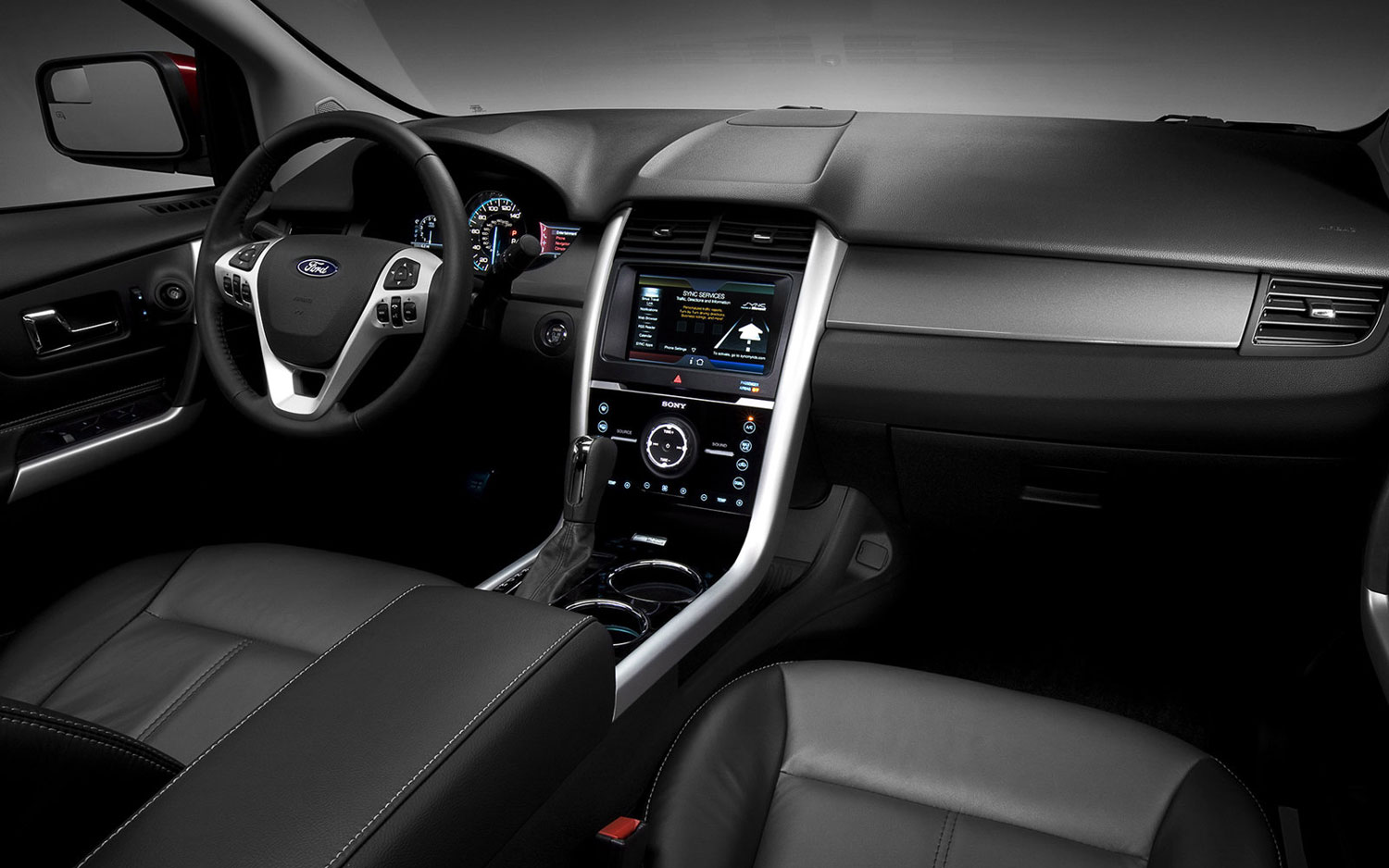 amazing-design-of-the-black-dash-ideas-with-silver-accent-ideas-as-the-ford-edge-2015-interior