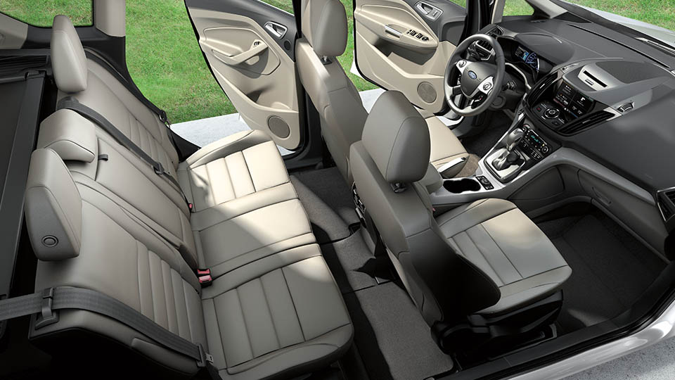 amazing-design-of-the-white-seats-added-with-black-dash-as-the-ford-c-max-2015-interior-ideas