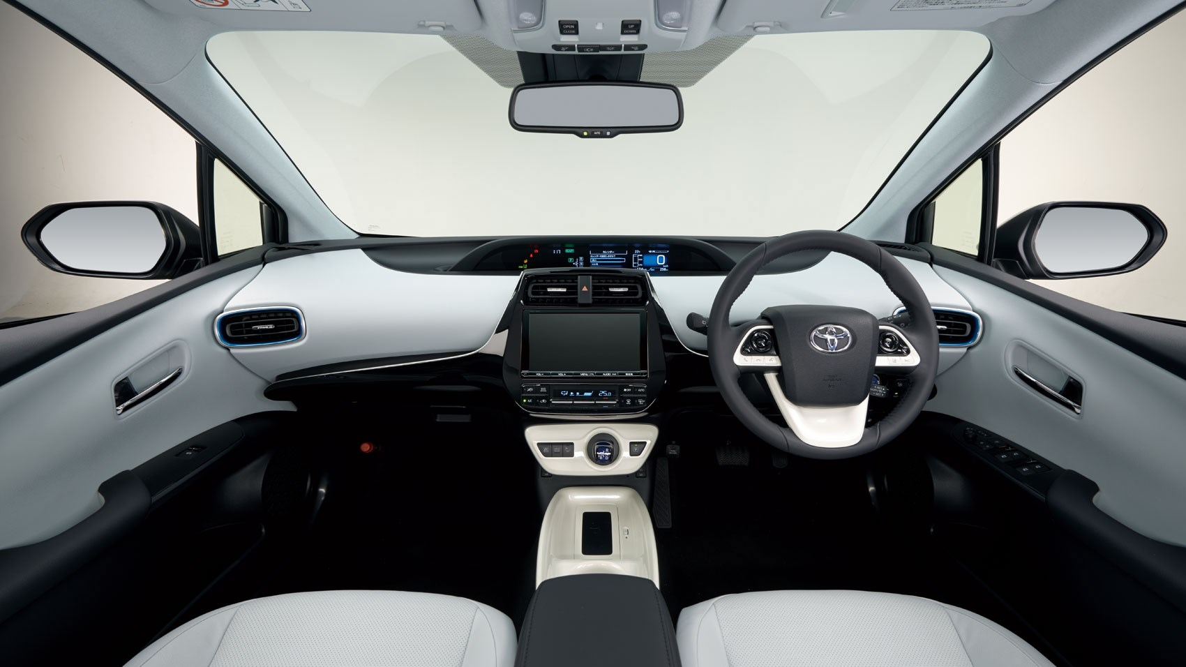 amusing-design-of-the-white-dash-ideas-added-with-black-steering-wheel-and-white-seats-as-the-toyota-prius-2016-interior