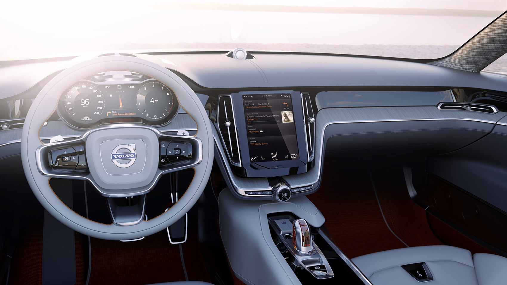 amusing-design-of-the-white-seats-added-with-whtie-steering-wheel-as-the-volvo-s90-2016-interior-ideas