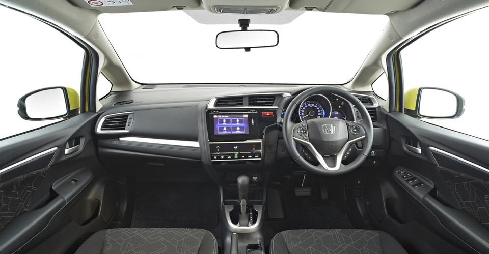 redesigned honda jazz 2015 interior ideal for younger driver my car interior my car interior. Black Bedroom Furniture Sets. Home Design Ideas