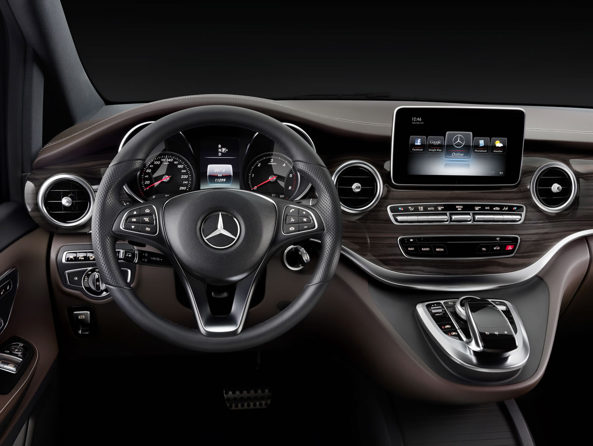 astonishing-design-of-the-brown-seats-ideas-with-black-dash-as-the-mercedes-benz-v-class-2015-interior