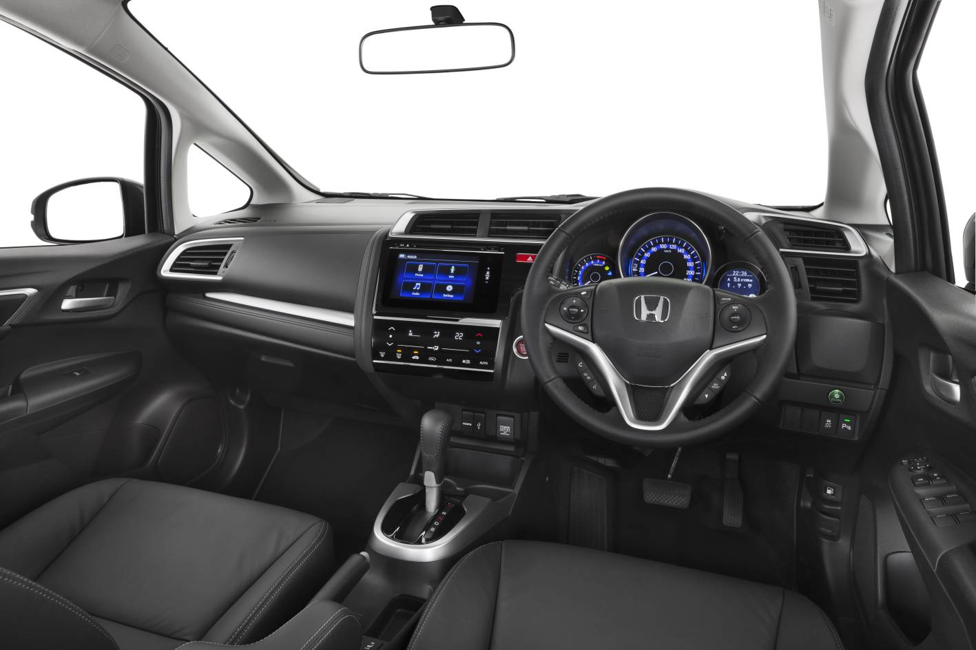 astounding-design-of-the-black-seats-ideas-with-blak-dash-added-with-black-steering-wheels-as-the-honda-jazz-2015-interior
