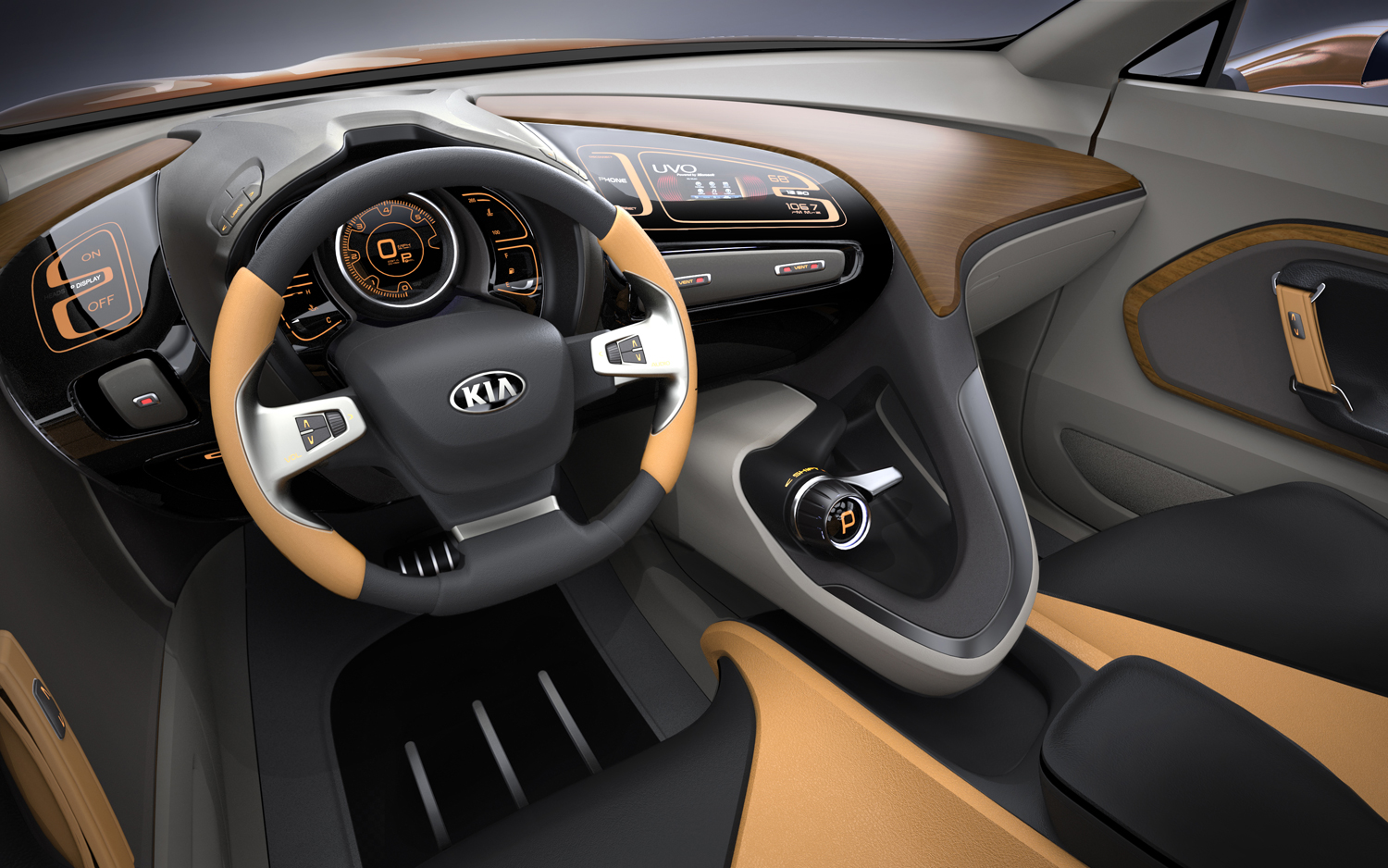 astounding-design-of-the-brown-and-black-seat-ideas-as-the-kia-rio-2015-interior-with-grey-accents