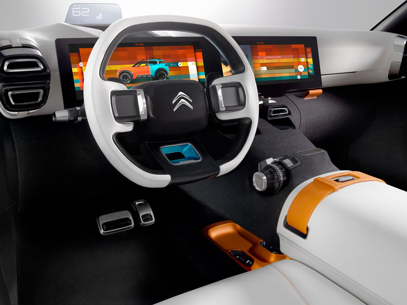 astounding-design-of-the-citroen-c4-2015-interior-with-white-dash-and-white-seats-ideas-with-black-accent
