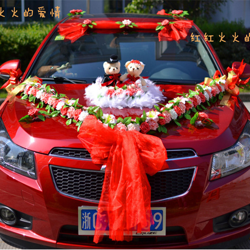 astounding-design-of-the-flower-wedding-car-decoration-kit-ideas-as-the-car-decoration-for-wedding