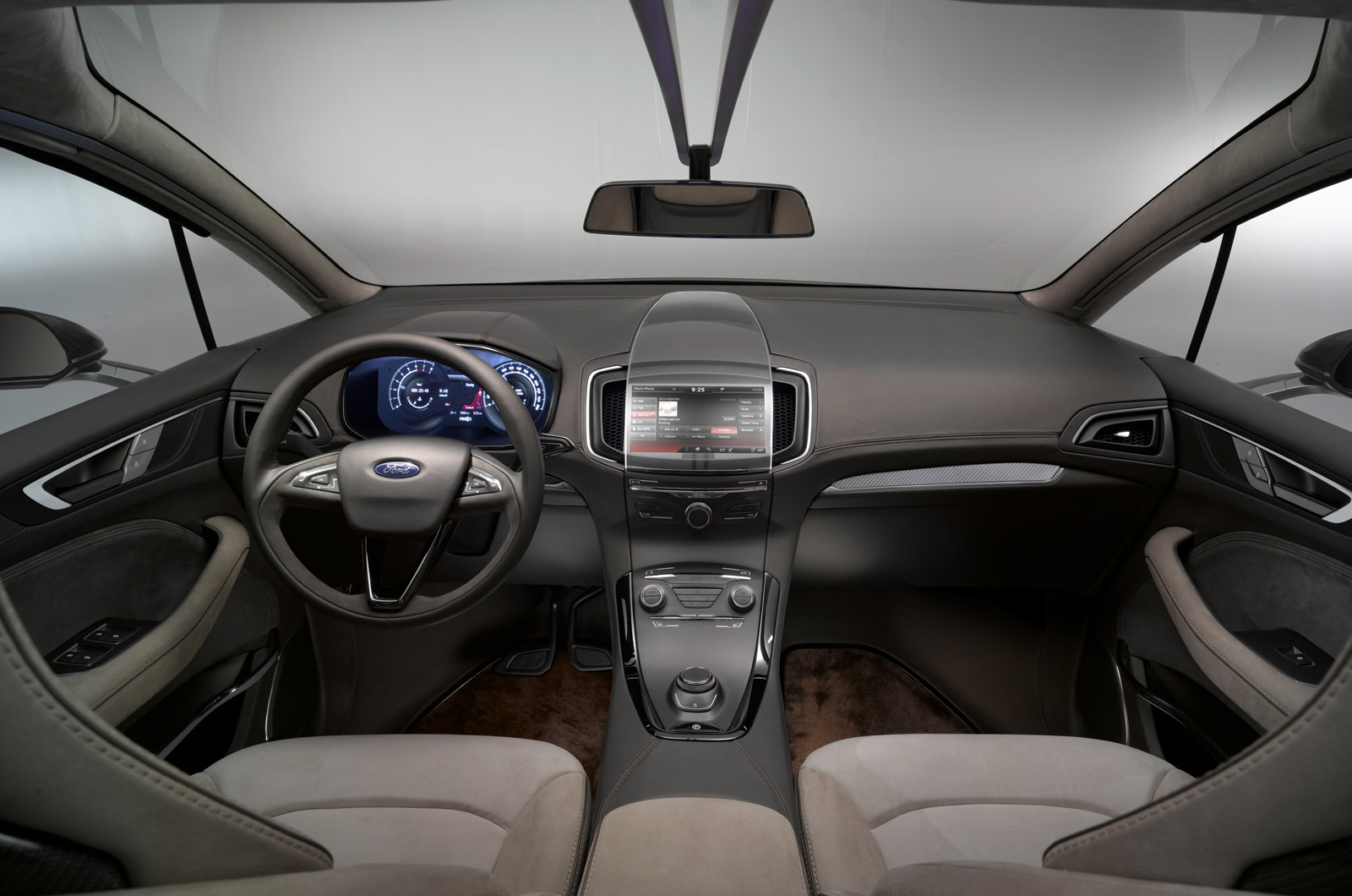 astounding-design-of-the-grey-seats-ideas-with-black-dash-and-black-steering-wheels-as-the-ford-s-max-2015-interior