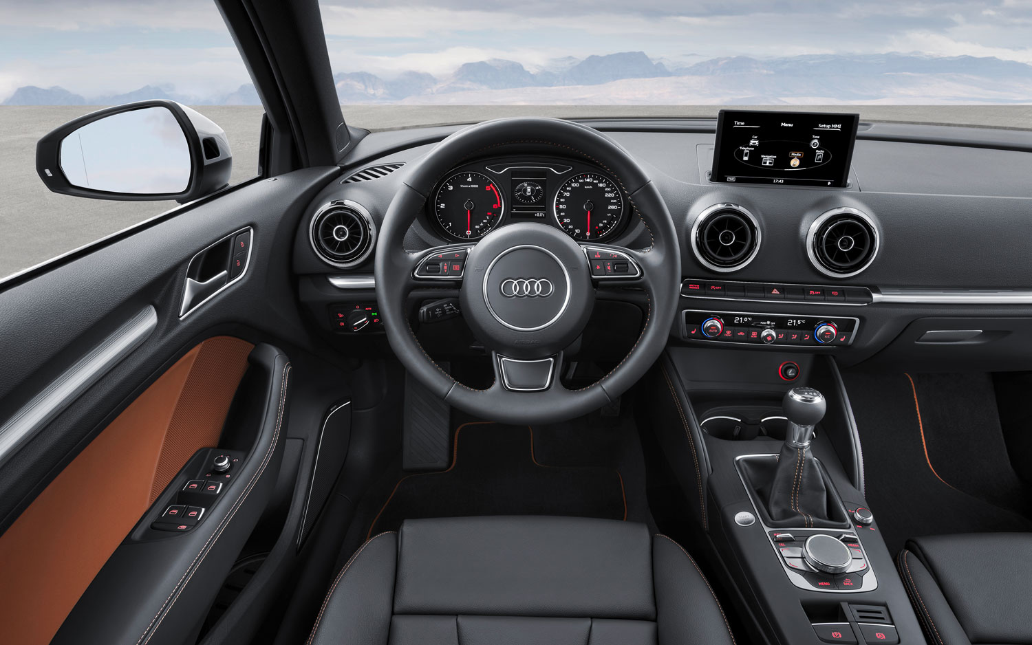 awesome-design-of-the-audi-a4-2015-interior-with-brown-accent-ideas-with-black-dash-ideas