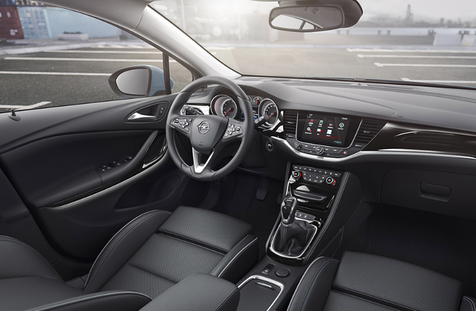 awesome-design-of-the-black-leather-seats-and-black-steering-wheel-as-the-vauxhall-astra-sports-tourer-2016-interior
