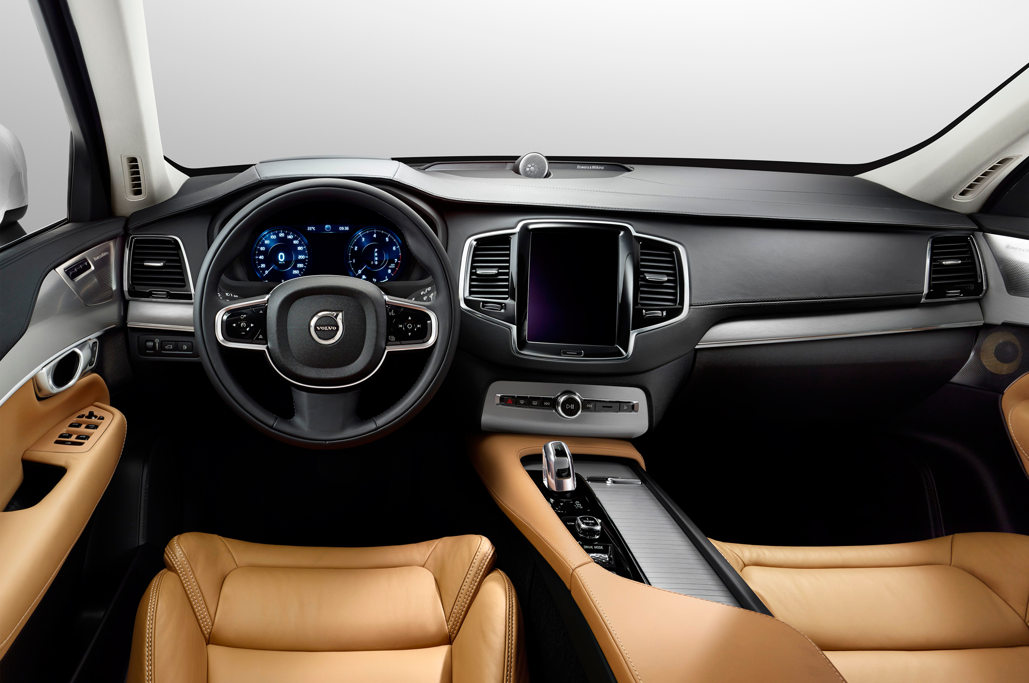 awesome-design-of-the-brown-seats-ideas-with-black-dash-added-with-black-steering-wheel-ideas-as-the-volvo-v90-2016-interior