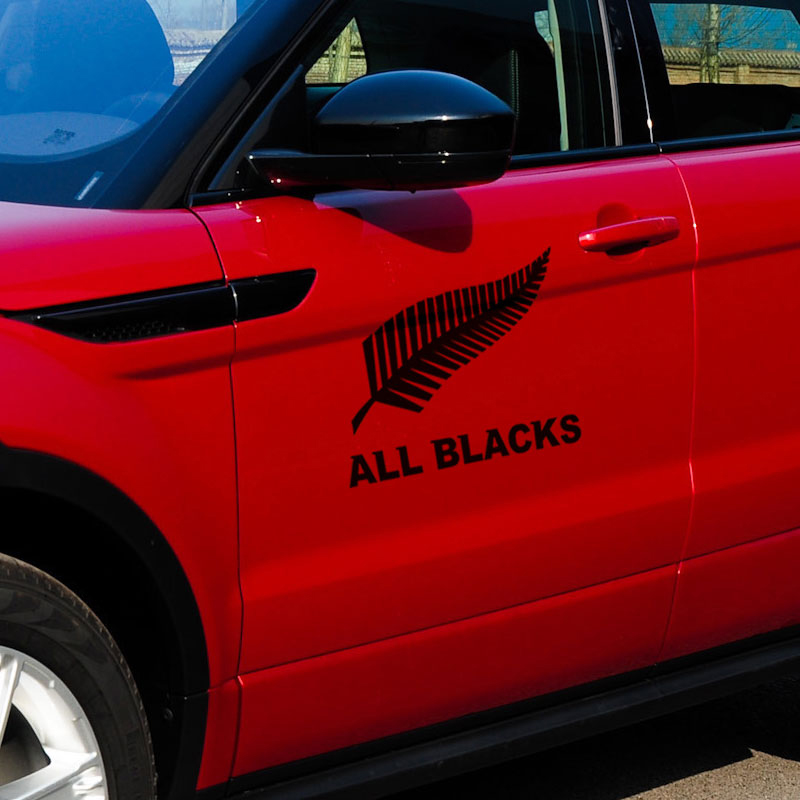 awesome-design-of-the-red-cars-ideas-with-all-blacks-sticker-ideas-as-the-car-decoration-stickers