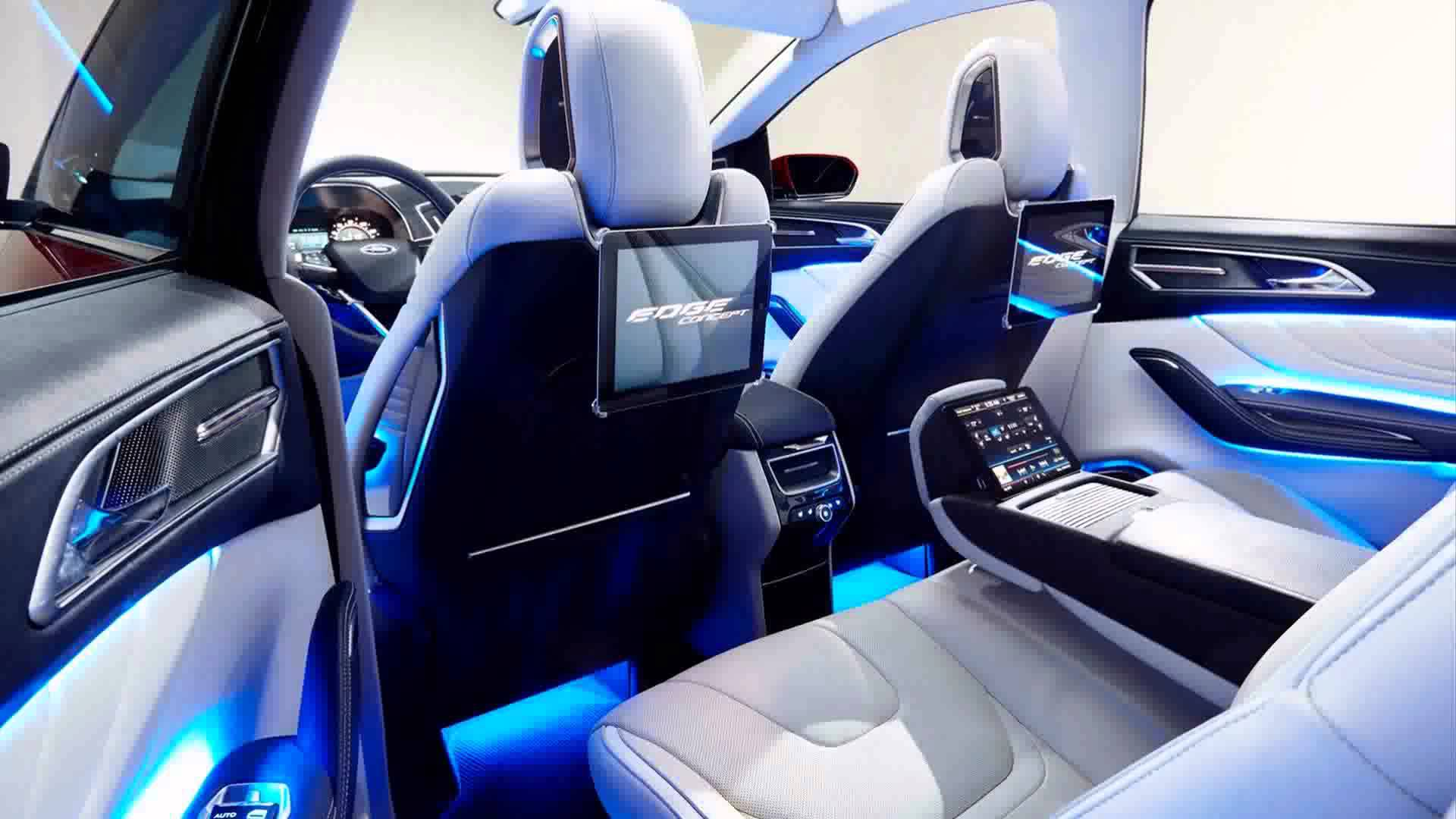 ford edge 2015 interior full of high tech features my car interior my car interior. Black Bedroom Furniture Sets. Home Design Ideas