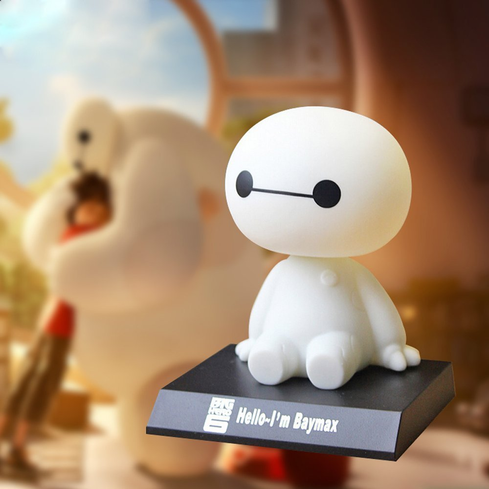 cool-design-of-the-white-baymax-big-hero-six-as-the-car-interior-decoration-toys-ideas