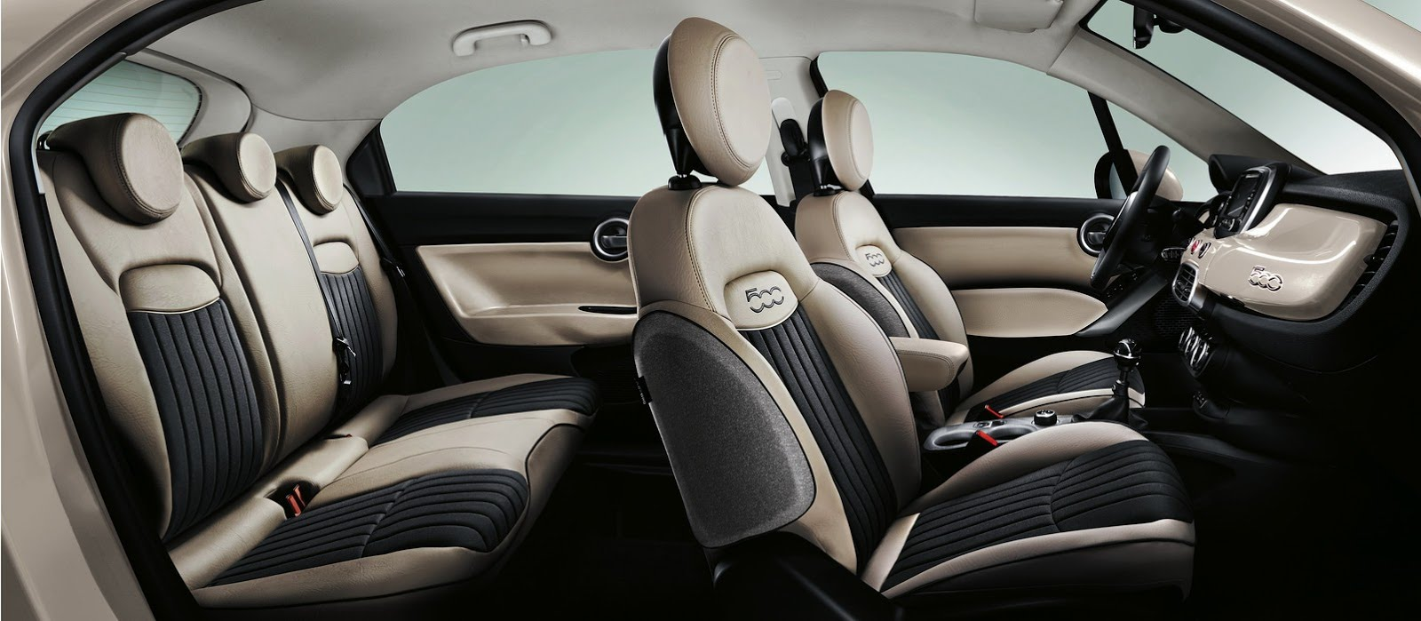 fantastic-design-of-the-white-and-black-seats-ideas-with-white-dash-ideas-as-the-fiat-500x-2015-interior-ideas