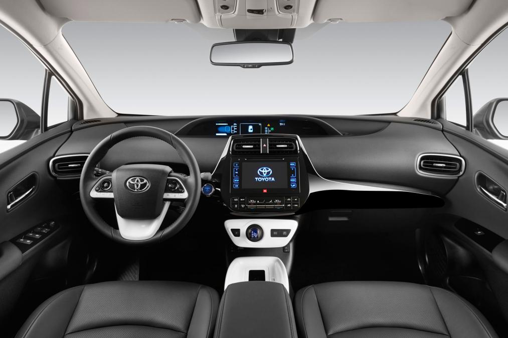magnificent-design-of-the-black-leather-seats-added-with-grey-dash-as-the-toyota-prius-2016-interior
