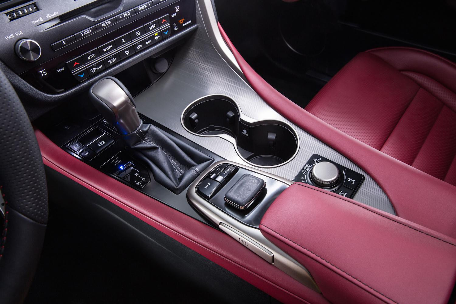 magnificent-design-of-the-red-leather-seats-as-the-lexus-rc-2016-interior-ideas-with-black-dash
