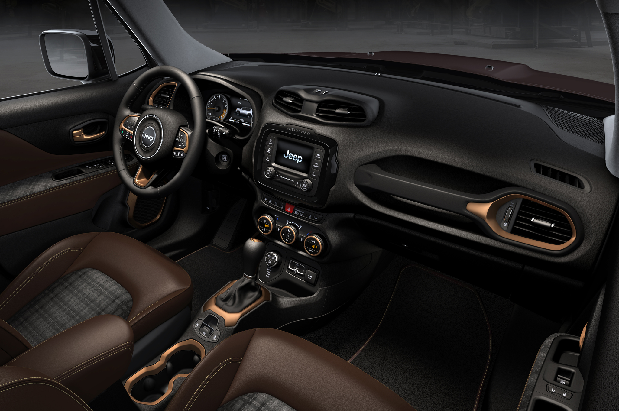 marvelous-desig-of-the-brown-seat-ideas-added-with-black-dash-as-the-jeep-renegade-2015-interior-ideas