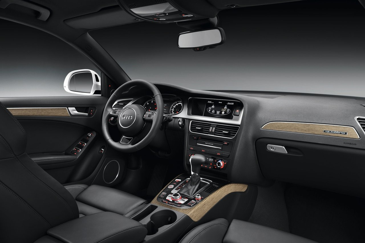 marvelous-design-of-the-black-dash-with-brown-accents-ideas-with-silver-accents-as-the-audi-a4-2015-interior