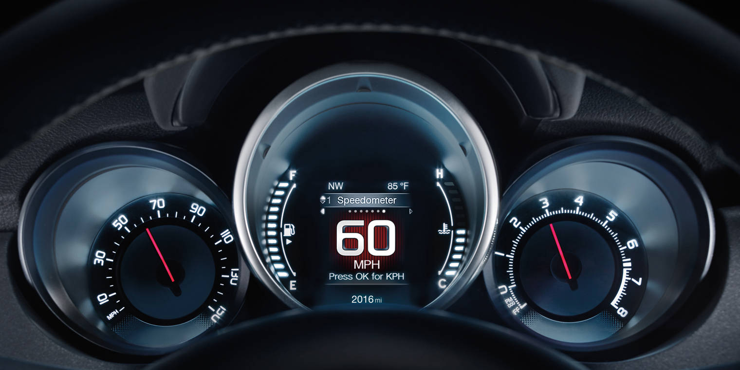 marvelous-design-of-the-speedo-meter-of-the-fiat-500x-2015-interior-with-blue-color-ideas-as-the-ideas-of-the-interior-design