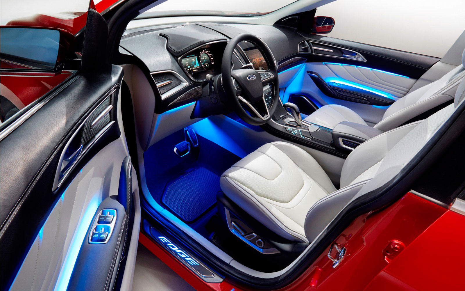 marvelous-design-of-the-white-seats-ideas-with-blue-lights-ideas-with-black-dash-ideas-as-the-ford-edge-2015-interior-ideas