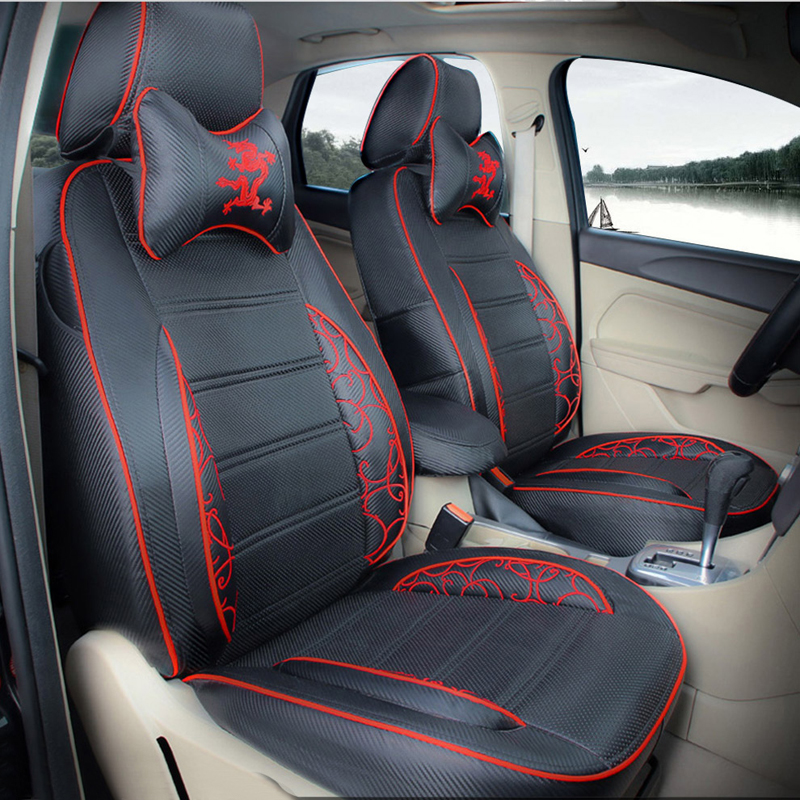 stunning-design-of-the-red-and-black-seats-ideas-with-grey-wall-as-the-car-interior-accessories-for-swift-ideas