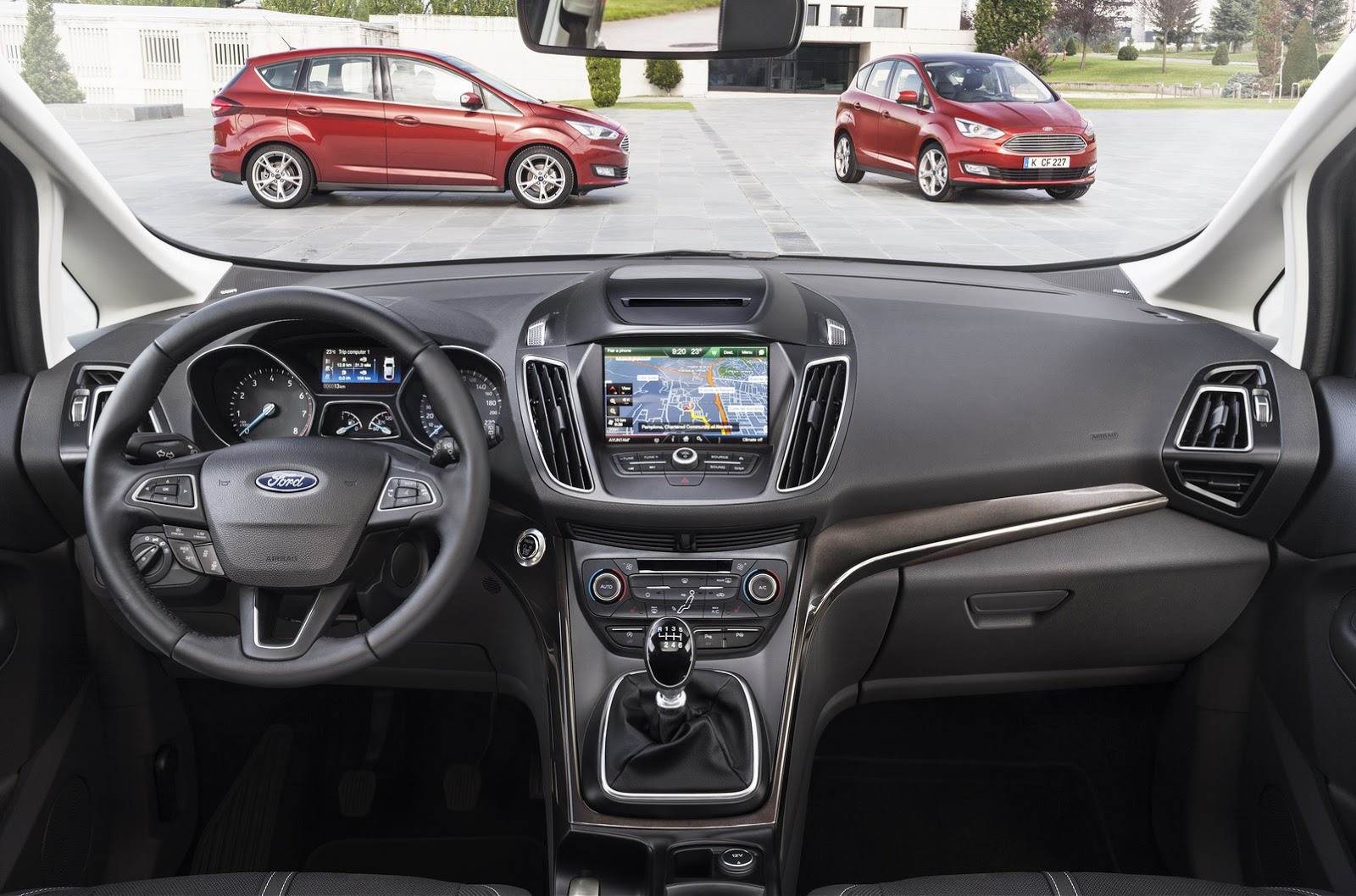 superb-design-of-the-black-dash-ideas-added-with-black-steering-ideas-as-the-ford-c-max-2015-interior-ideas