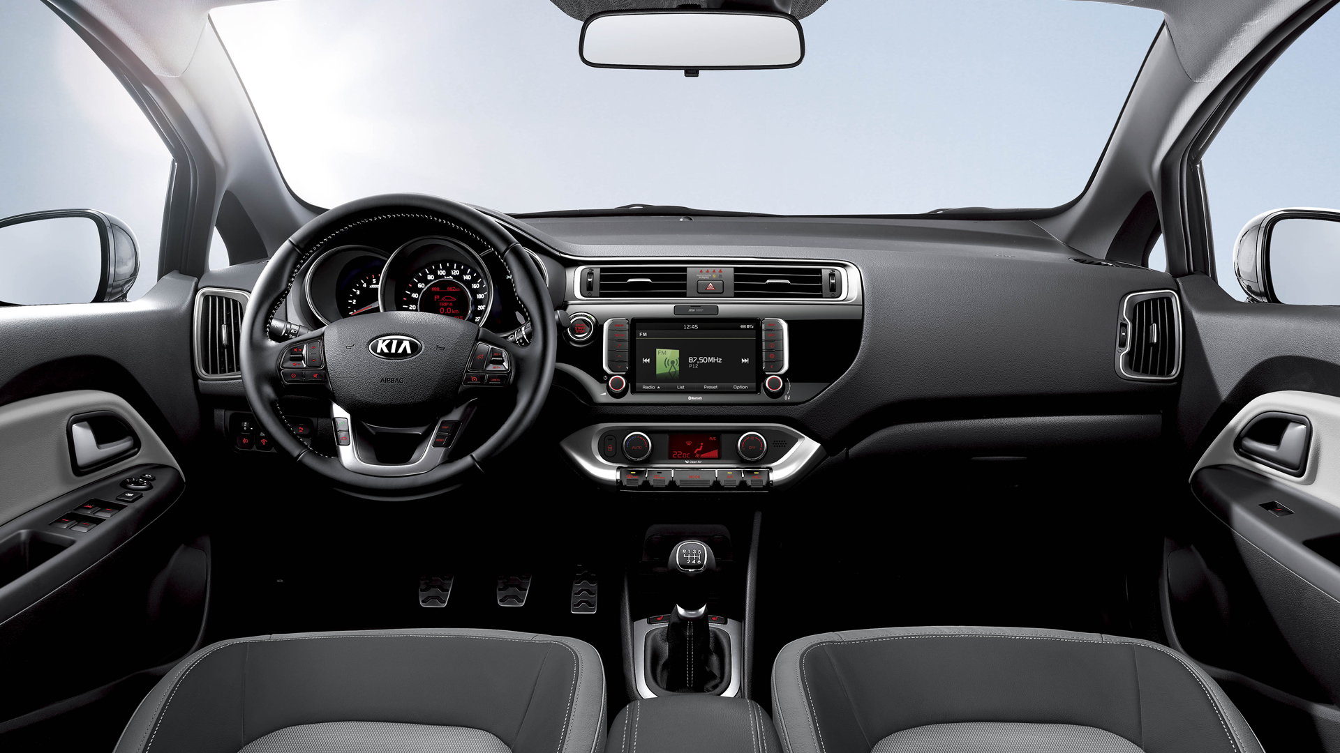 superb-design-of-the-black-seats-ideas-with-silver-accents-ideas-with-black-steering-wheels-as-the-kia-rio-2015-interior
