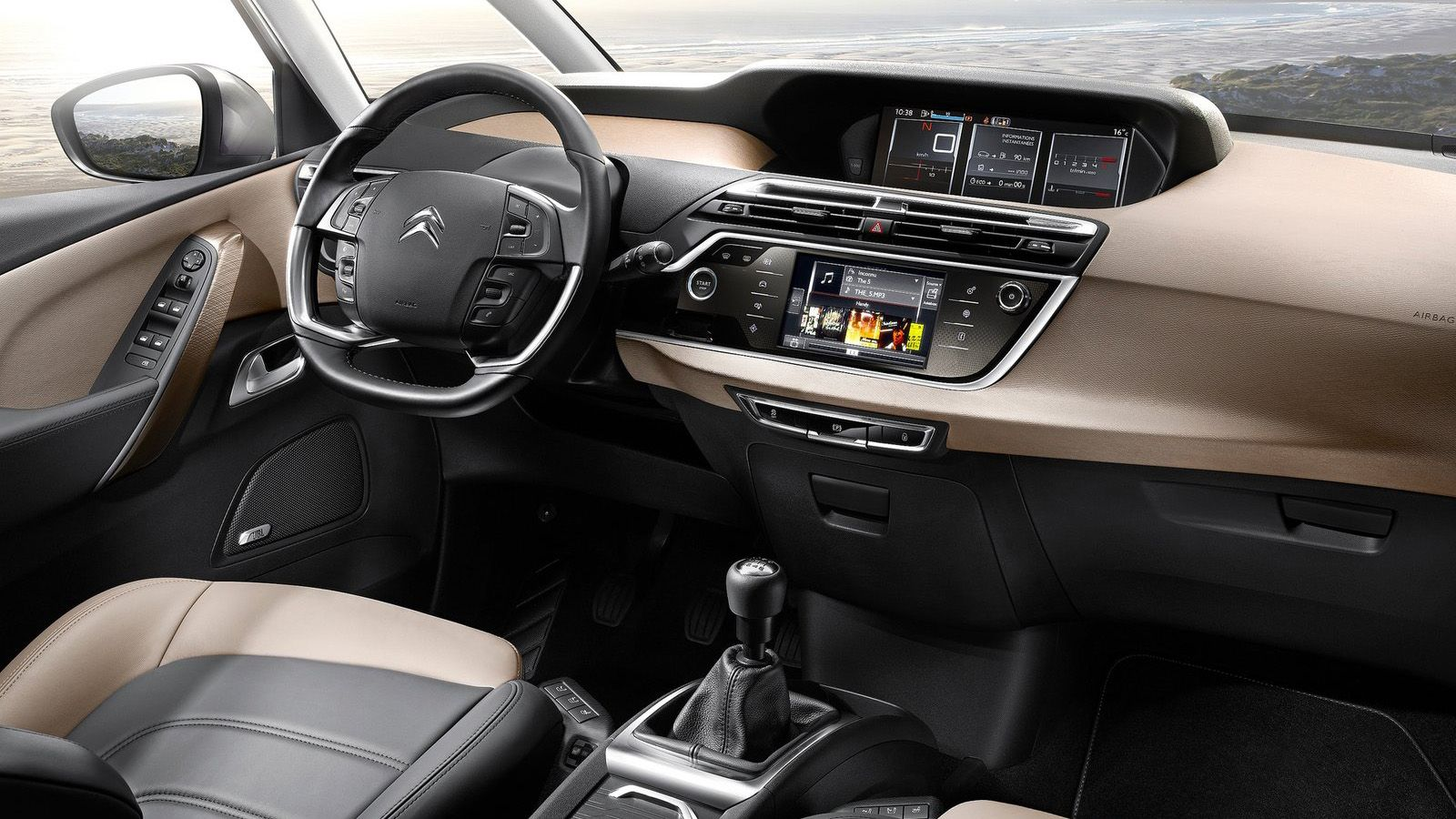 superb-design-of-the-citroen-c4-2015-interior-with-brown-grey-dash-ideas-of-the-citroen-c4-2015-interior-ideas